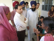 Gopal arora CJM legal Aid secratory Ropar 3