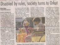 Chandigarh Tribune 17.11.07
