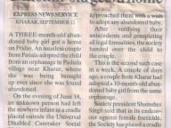Indian Express 13.09.08