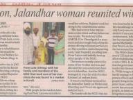 Indian Express 18.06.09