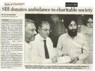 Times Of Chandgarh 5-11-2009