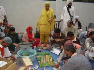 candle-making